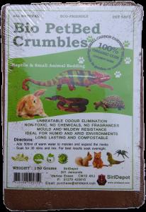 Bio PetBed Crumbles