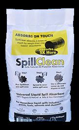 SpillClean Granular Absorbent 52 L/13.8 Gal (US) Bag