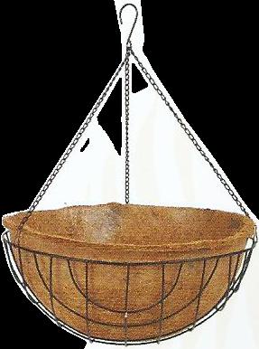 Coconut Coir Fibre Basket Liners