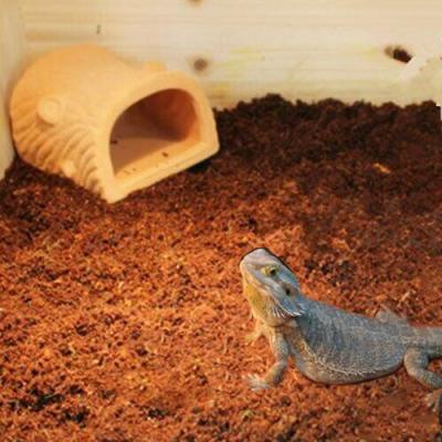 Coco Coir Reptile & Pet Fine Soil Bedding Substrate 25 Litres