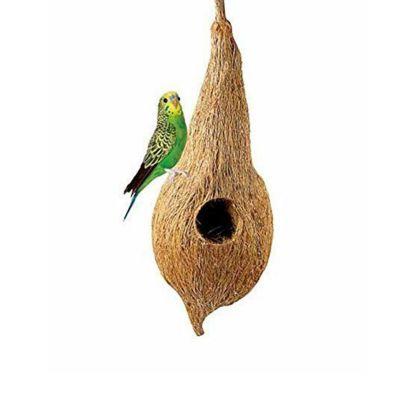 Coir birds nest Weaver design